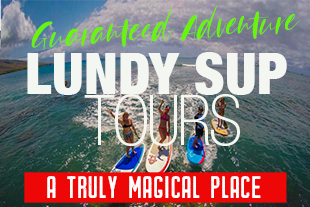 Lundy SUP Tours. A truly magical place