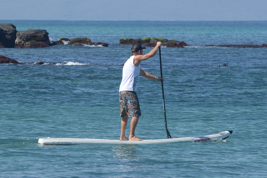 SUP Lessons with SUP SW